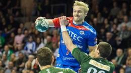 Das Tor zur neuen Handball-Welt