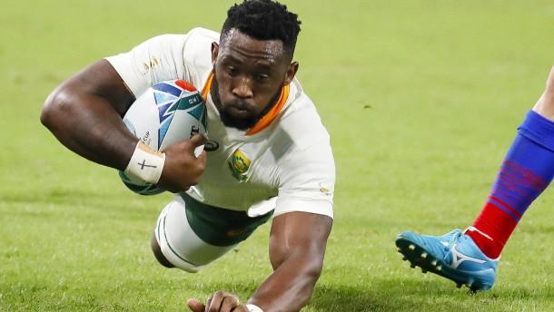 Rugby für ein vereintes Südafrika