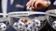 Champions-League-Auslosung im Livestream