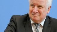 """""""Auch aus der Sicht der Bevölkerung ist das IOC von der ursprünglichen Idee zu sehr ins Kommerzielle gewandert"""": Horst Seehofer"""