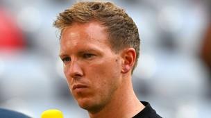 Muss umplanen: Münchens Trainer Julian Nagelsmann