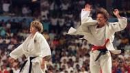 Olympiasiegerin heiratet Finalgegnerin