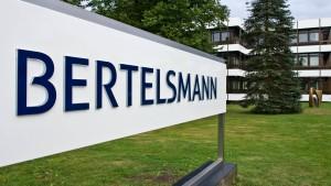 Bertelsmann verzichtet auf Börsengang