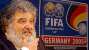 Fifa-Ethikkommission sperrt Chuck Blazer lebenslang