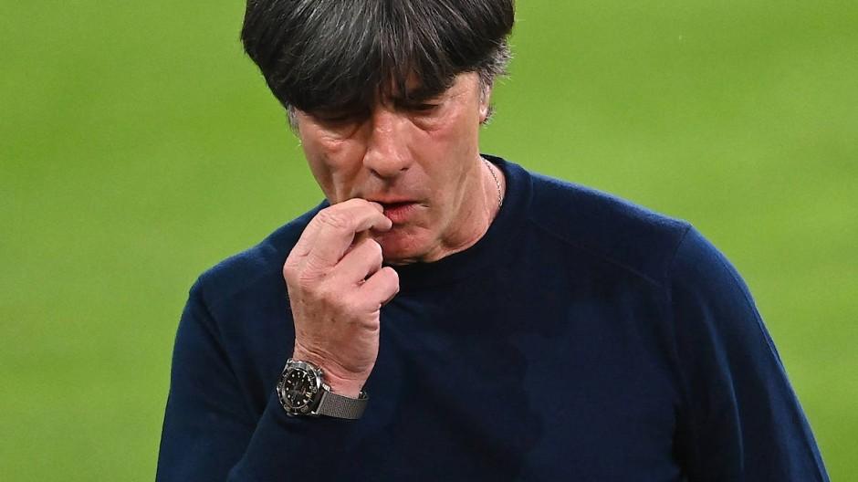 Es gibt bis zur EM noch einiges zu tun: Bundestrainer Joachim Löw