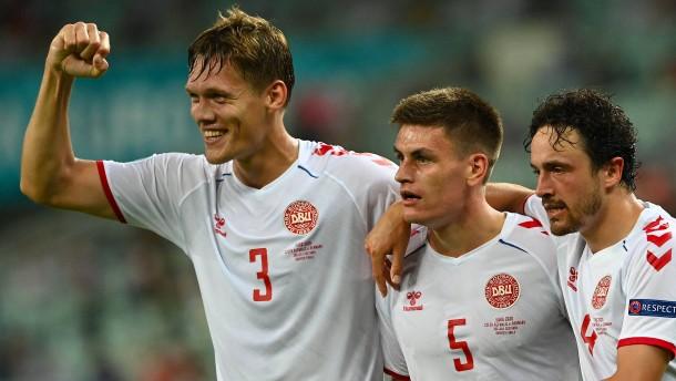 Dänemarks EM-Reise geht im Halbfinale weiter
