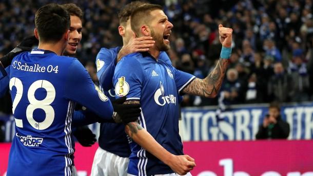Burgstaller macht Schalke froh