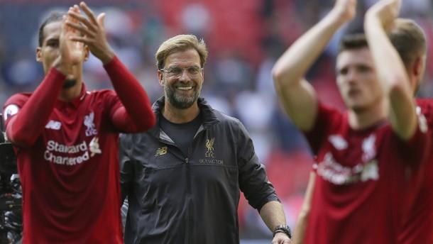 Klopp und Liverpool sind nicht zu stoppen