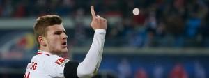 Der böse Bube des Abends: Timo Werner schindet einen Elfmeter, verwandelt ihn und jubelt frech