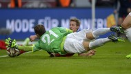 Mainz 05 baut die Mauer wieder auf