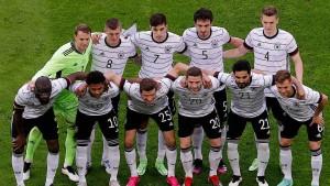 Es müllert auch wieder im DFB-Team