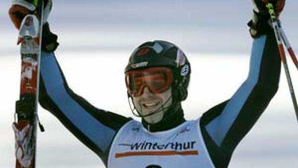 Vogl sorgt für Hoffnung, Kostelic für Rekord
