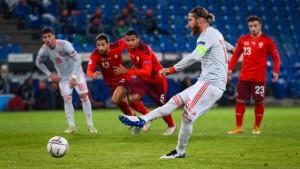 Ramos als verhinderter Held