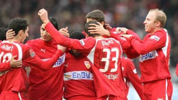 Stuttgart beschwört das Kollektiv