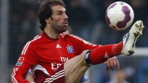Van Nistelrooy erzwingt späten Hamburger Sieg