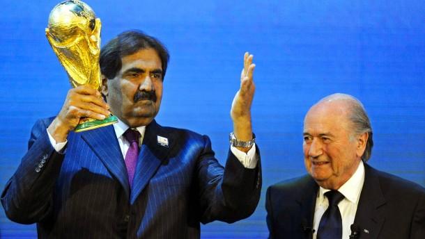 Nur Qatar ist ein Gewinner
