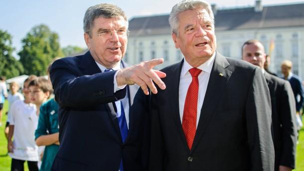 Bach: Gaucks Absage hat keine politischen Gründe