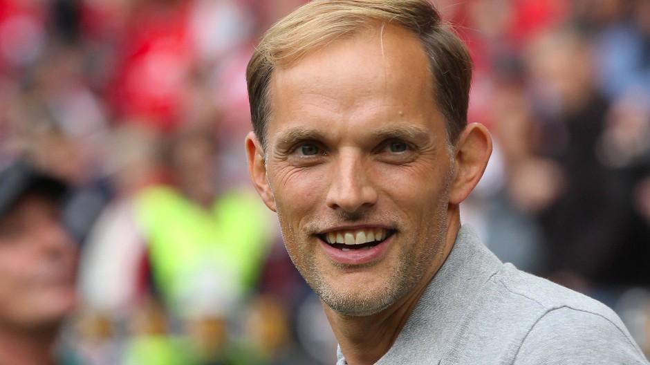 Thomas Tuchel ist ein Kandidat für den Trainerposten in München.