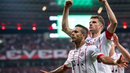 Eine Delikatesse der Bayern bei Bayer