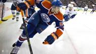 Enttäuschendes NHL-Debüt