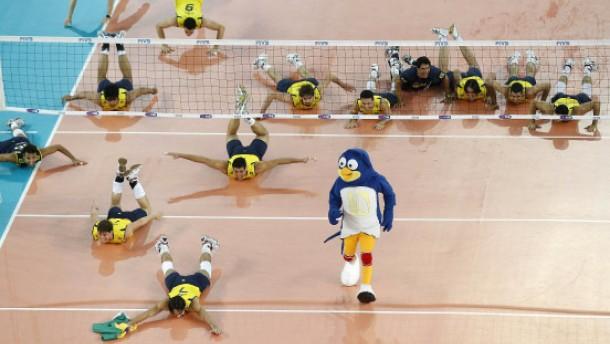 Brasilien bleibt Weltmeister