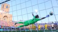 Nach Nadiem Amiris 4:2 war das Halbfinale der U-21-Em entschieden.