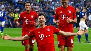 Lewandowski überstrahlt Coutinho