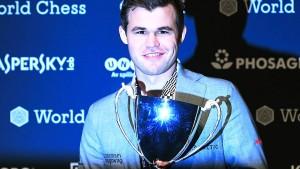 Schach braucht Carlsen mehr denn je