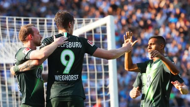 Wolfsburger Traumstart
