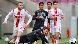 Köln rettet einen Punkt durch umstrittenes Tor