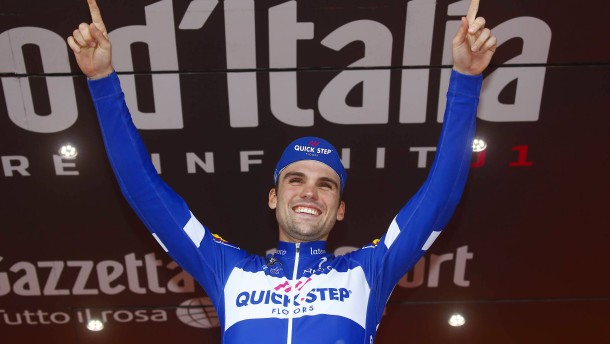 Berliner Schachmann gewinnt Giro-Etappe