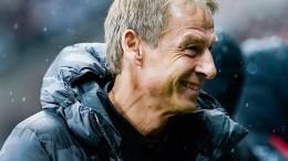 Das Dauerlachen des Jürgen Klinsmann