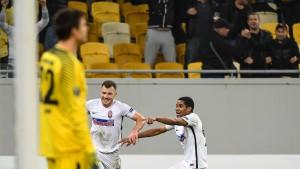 Hertha bleibt in Europa sieglos