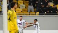 Tiefschlag: Luhansk ist zu gut für Hertha mit Torhüter Jarstein