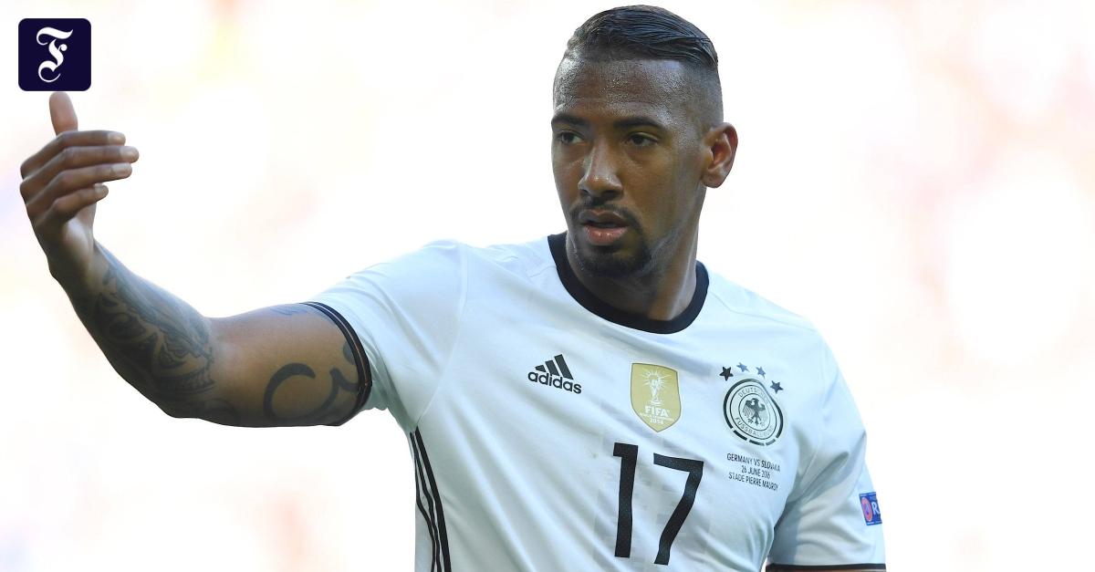 3:0 im EM-Achtelfinale: Boateng ist die deutsche Bank