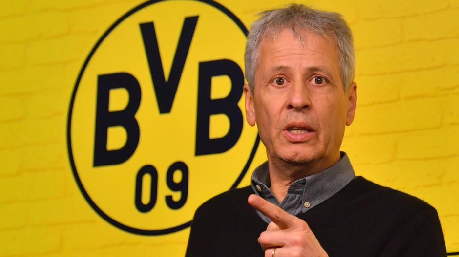 Lucien Favre Wird Bei Borussia Dortmund An Jurgen Klopp Gemessen