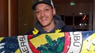 Spielt künftig in Istanbul: Mesut Özil