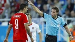 DFB ernennt Brych zum Schiedsrichter des Jahres