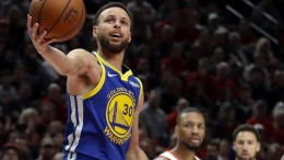 Warriors zum fünften Mal in Serie im Finale