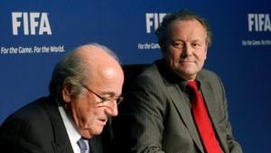 """""""Blatter ist eine mediale Hypothek"""""""