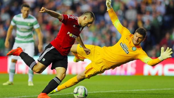 Warschau will sich in Champions League klagen