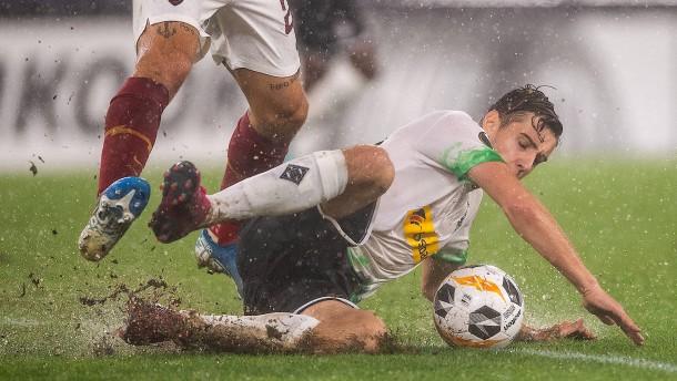 Mönchengladbach schlittert knapp an der Niederlage vorbei
