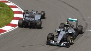 Hamilton unbeeindruckt vom Taktik-Fiasko