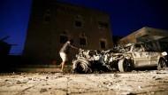 Dutzende Opfer bei Anschlagsserie in Sanaa