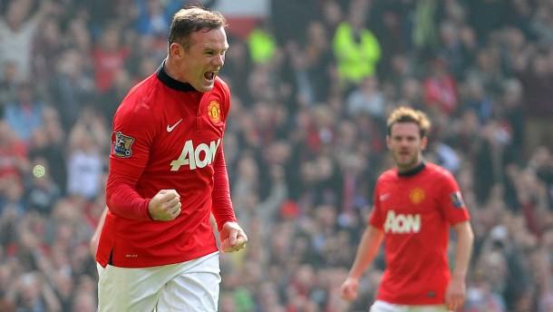 Wayne Rooney - der letzte Mann