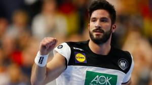 Der unerschrockene Handball-Joker der Deutschen