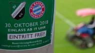 Das große Spiel des SV Rödinghausen findet in Osnabrück statt.
