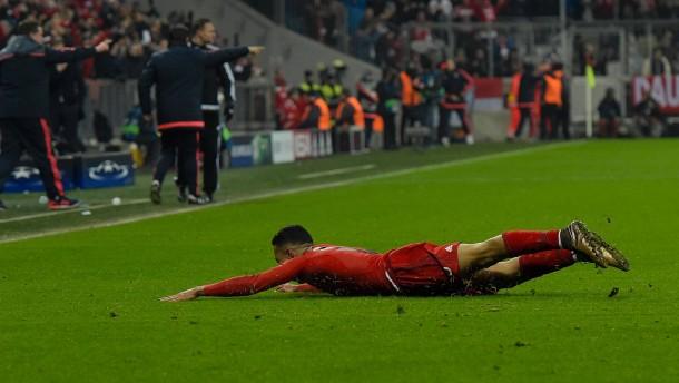 Die Bayern schlüpfen gegen Juventus ins Viertelfinale