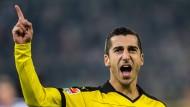 Dortmund verweigert Mchitarjan den Wechsel