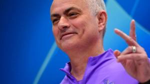 Mourinho amüsiert mit komischem Vergleich